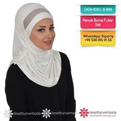 B 0008 -  Penye Bone Fular Set Kapıda Ödeme Kolaylığı...⠀⠀⠀⠀⠀⠀⠀⠀⠀⠀⠀⠀⠀⠀⠀⠀⠀⠀⠀⠀⠀⠀⠀ Daha fazla model için sitemizi ziyaret etmeyi unutmayın www.tesetturvemoda.comWhatsapp Sipariş Hattı: 0530 015 01 55 #tesettur #turban #abiye #eşarp #şal #bone #indirim #hijab #sale #tesettür #fashion #tesetturvemoda #follow #like #abaya #shawl #takı #pazartesi #wrap #aksesuar #elbise #readybridalhijab #boneşal #tesetturkombin #takım #expresshijab #followme #abaya #clothing