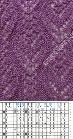 Beautiful knitting patterns : Beautiful knitting patterns Knitting is among the activities that women cannot give up during the winter months. Lace Knitting Stitches, Lace Knitting Patterns, Lace Patterns, Knitting Designs, Stitch Patterns, How To Start Knitting, Easy Knitting, Animal Knitting Patterns, Pull Bebe