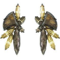 Elizabeth Cole ELSON Earring. corrineonline