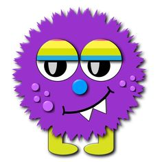 This is best Monster Clipart Monster Clip Art Cartoon Free Clipart Images for your project or presentation to use for personal or commersial. Funny Monsters, Cartoon Monsters, Little Monsters, Monster Party, Monster Birthday Parties, Monster Mash, Free Clipart Images, Art Clipart, Monster Clipart