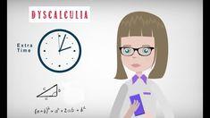 What is Dyscalculia?   Dyslexic Advantage in One Minute Dyslexia, Dysgraphia, Fun Math Games, Math Tutor, Math Help, Special Education Classroom, Homeschool Math, Learning Disabilities, Math Lessons