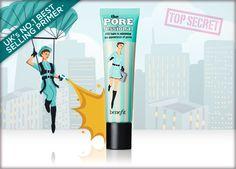 Benefit Cosmetics - the POREfessional #benefituk