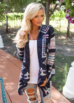 Online boutique. Best outfits. Made with Love Sweater - Modern Vintage Boutique