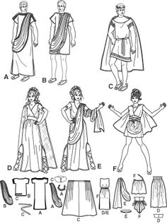 How to Make a Toga. A toga can be as quick and easy as folding and a sheet or as difficult as cutting a long piece of fabric and hemming it. Greek Toga, Greek Dress, Ancient Rome, Ancient Greece, Toge Romaine, Costume Meduse, Ancient Greek Costumes, Roman Clothes, Toga Party