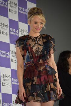 "Apr 16 | ""Spotlight"" Tokyo Premiere - 026 - Rachel McAdams Online Gallery"