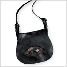 Eye-of-Providence Leather Bag - Women's Clothing & Symbolic Jewelry – Sexy, Fantasy, Romantic Fashions
