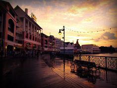 Disney's Boardwalk, Florida
