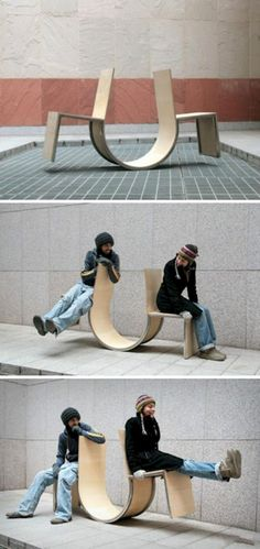 Impressinve Urban Public Seating Design 46