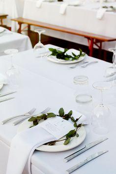 Contemporary German Brewery Wedding | Real Weddings | OnceWed.com