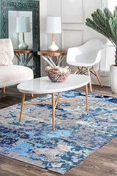 "This carpet brings together the beauty of modern design and colors combination with Ivory and blue color in contemporary style. This is ""One of a kind"" hand-knotted carpet. #happy #shopping #shopnow #coupon #homedecor #design #silk #bedroom #decor #fashionbloggers #blog #style #style #bedroom #bedroomideas #homedecor #homedecorideas #style #fashion #decor #home #ideas #house #houseideas #decor #homedecor #handmade #savingmoney #coupon #blog #carpet #education"