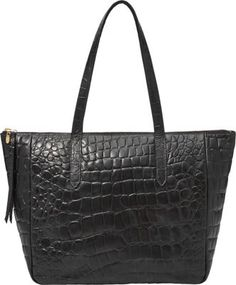 Fossil Sydney Shopper Black - $198