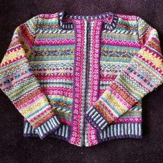Ravelry: Project Gallery for Orkney pattern by Marie Wallin Rowan Knitting, Fair Isle Knitting, Crochet Magazine, Merino Wool, Ravelry, Knit Crochet, Knitting Patterns, Sleeves, Sweaters