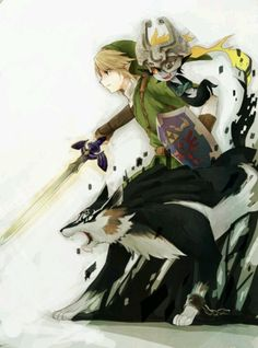 TLOZ Twilight Princess