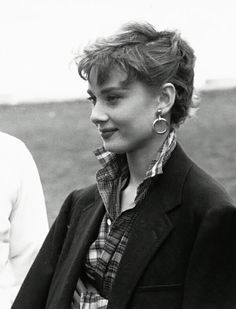 Audrey. 1954