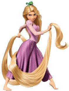 Pretend To Be A Stylist And We'll Tell You Which Disney Princess Is Your Client Rapunzel