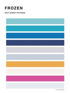 Can You Guess The Disney Movie From Just The Color Scheme