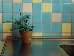 """Interior"" by Thomas Ruff, 1982. Stephen Shore in Düsseldorf | Photography | Agenda | Phaidon"