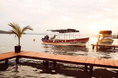 Bubba's House. Bastimentos Panama. #travel #caribbean #panama #centralamerica #latinamerica #boats #water #beautiful #getoutside #thebubbaslife by mattkeiser