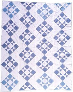 GLQC Collections - Ohio Star Festival Quilt