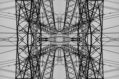 KaleydoScape - Pylons on Behance