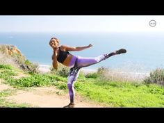 Intense Cardio Kickboxing Workout To Burn Fat - At Home Cardio Workout No Equipment - YouTube