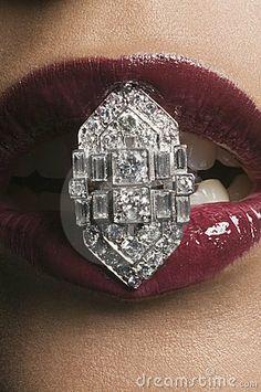 Diamond Lips