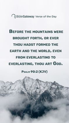 Bible gateway kjv verse of the day