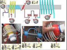 tutorial como enrollar las distintas bobinas de Ruslan Kulabuhov