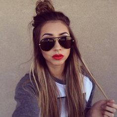 half up top knot - Google Search