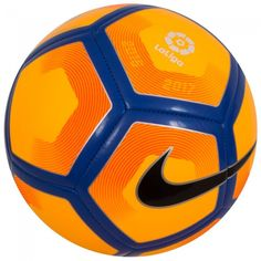 183d2e1686cbc Balón de La Liga 2016-2017 Nike Pitch Ball - Naranja  laliga  balon  ball