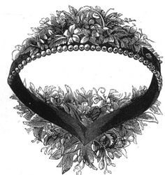 Headdress......This would be super simple to do!
