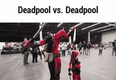 Deadpool everywhere - 9GAG
