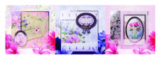 Lace in Bloom card making collection from Hunkydory Crafts