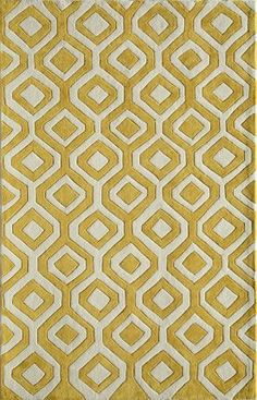 Limon Yellow Gramercy Rug by Rugs America Yellow Carpet, Yellow Rug, Yellow Area Rugs, Photoshop, Fabric Rug, Contemporary Area Rugs, Rugs Usa, Quilting Designs, Quilt Design