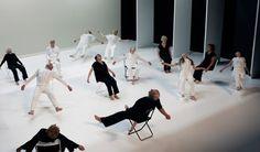 """The Grand Company"" - Clara Andermatt - choreographer, dancer, performer"