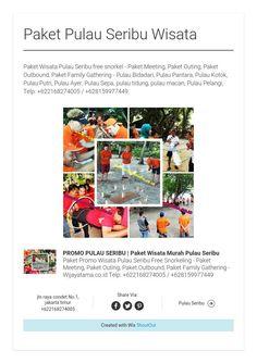 Paket Pulau Seribu Wisata,,, Pulau Seribu, Pulau Bidadari, Pulau Pantara, Pulau Kotok, Pulau Putri, Pulau Ayer, Pulau Sepa, pulau tidung, pulau macan, Pulau Pelangi. http://wijayatamapulauser.wix.com/pulauseribu