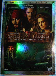 DVD Pirates des Caraïbes