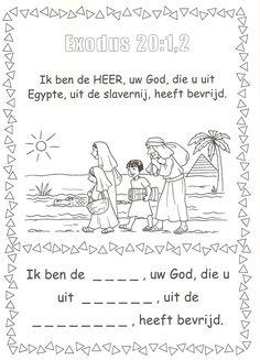 Exodus 20:1,2 slavernij