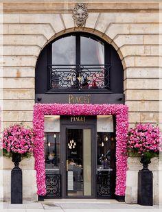 Piaget Boutique, Paris
