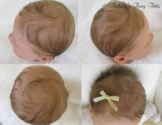 Reborn Baby Doll Hair Rooting Tutorial Instructions PDF Must Have ...