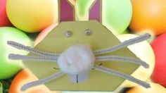 Blue Peter - Make an Origami Bunny. Here's a simple craft idea for children which will pass the time!