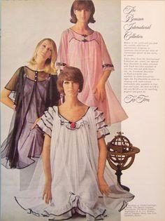 1965 lingerie