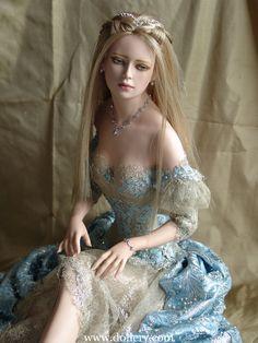 Dolls Andre Oliveira and Toma Francireka