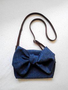 Tas maken van spijkerbroek