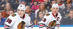 Examining the Jonathan Toews-Patrick Kane dynamic -- 2015 Stanley Cup playoffs