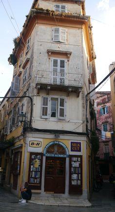 Old Town, Corfu 2015