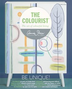 So excited with this volume of Annie Sloan Chalk Paint - The Colourist Volume 4 in our shop right now
