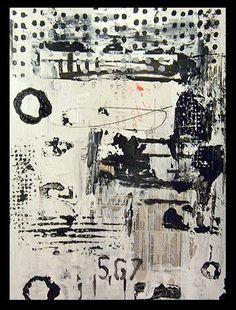 Brian Elston . 14 x 11 mixed media.  www.mod45.com