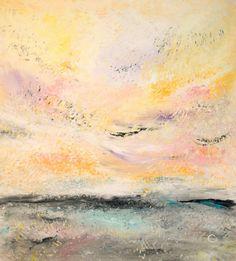 pastel abstract art