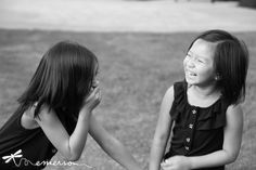 Left On Emerson Photography | Children Session | Sisters | Orange County